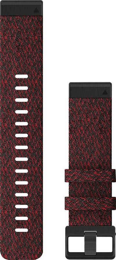 Garmin Wechselarmband »Ersatzarmband QuickFit 22 mm Nylon«