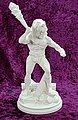 Kremers Schatzkiste Dekofigur »Alabaster Figur Hercules Sohn des zeus Skulptur 28 cm weiß Glück«, Bild 7