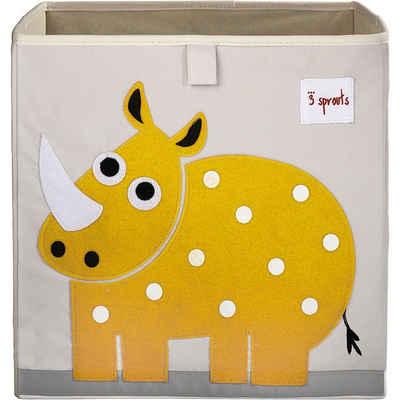 3 Sprouts Aufbewahrungsbox »RU Storage Box Dog (Brown Dog), 3 Sprouts«