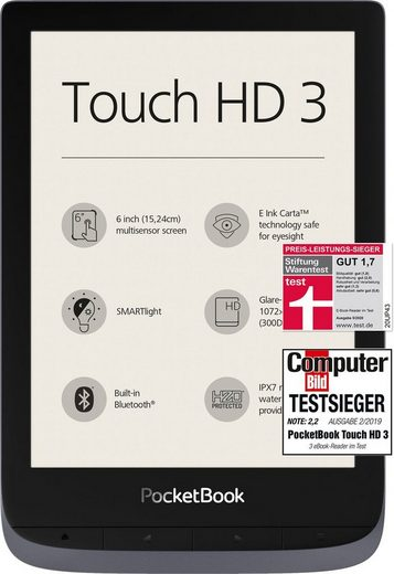 PocketBook eBook-Reader »Touch HD 3«
