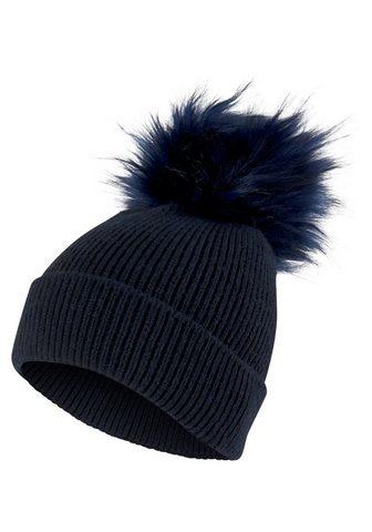 J.Jayz Kepurė su bumbulu megzta kepurė su Fel...