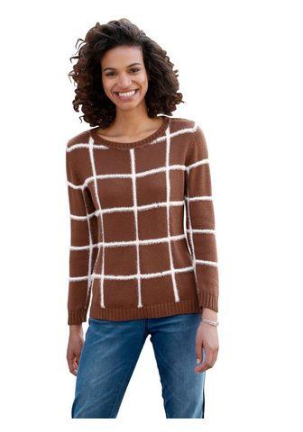Casual Looks Raštuotas megztinis »Pullover«