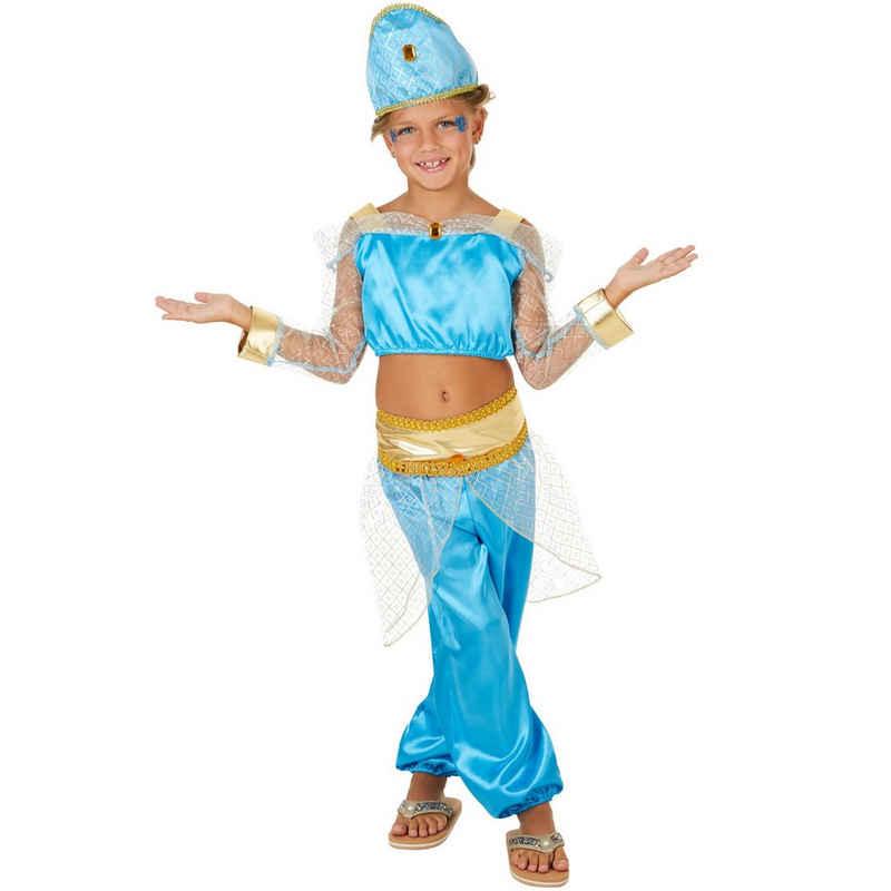 dressforfun Kostüm »Mädchenkostüm Orientprinzessin«