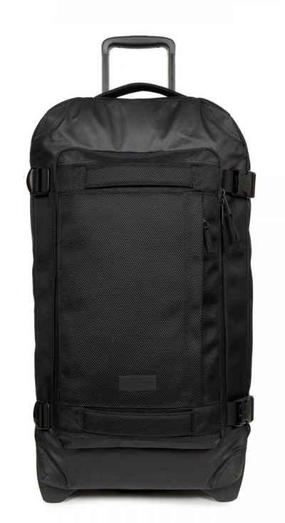 Eastpak Reisetasche »TRANVERZ M, Cnnct Coat«, enthält recyceltes Material (Global Recycled Standard)