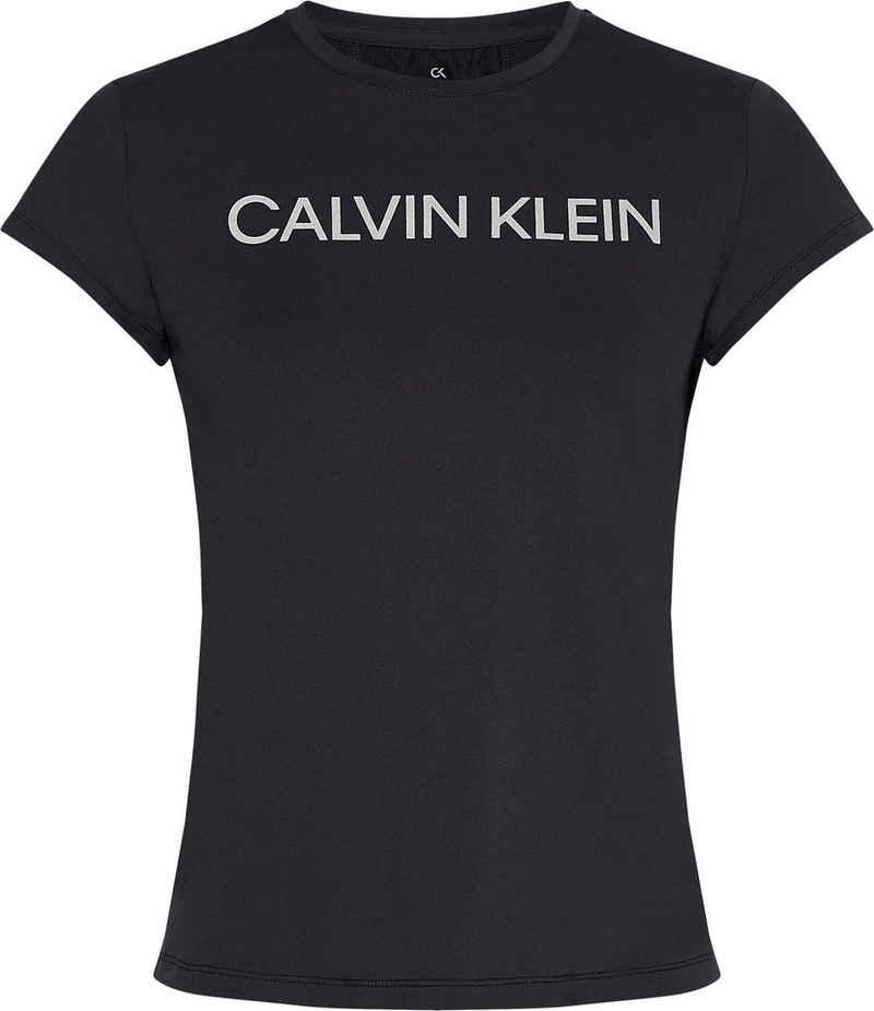 Calvin Klein Performance T-Shirt »WO - SS T-Shirt« mit Calvin Klein Logo-Schriftzug