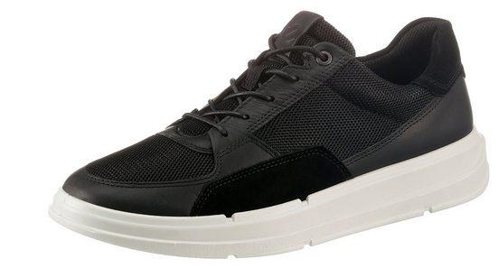 Ecco »SOFT X« Sneaker mit weißer Laufsohle