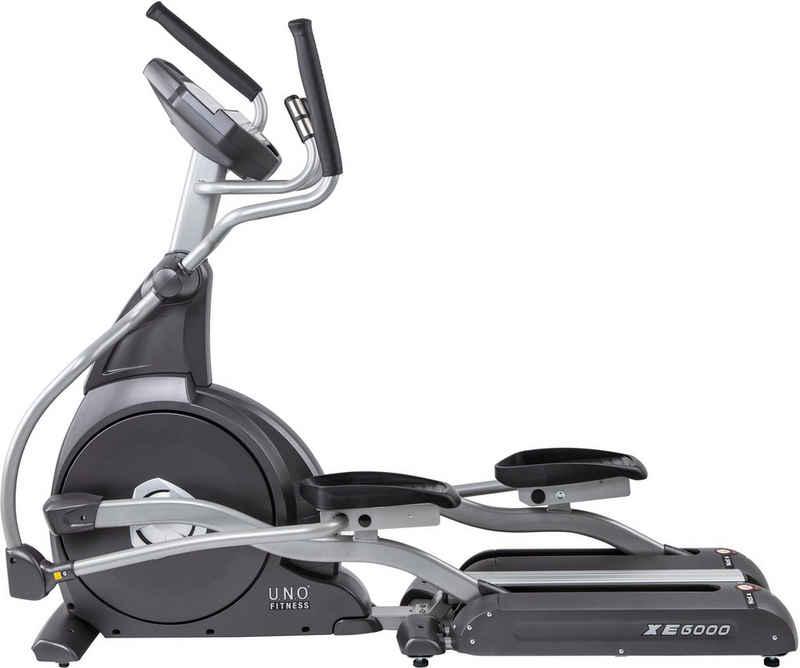 U.N.O. FITNESS Ellipsentrainer »Crosstrainer XE 6000«