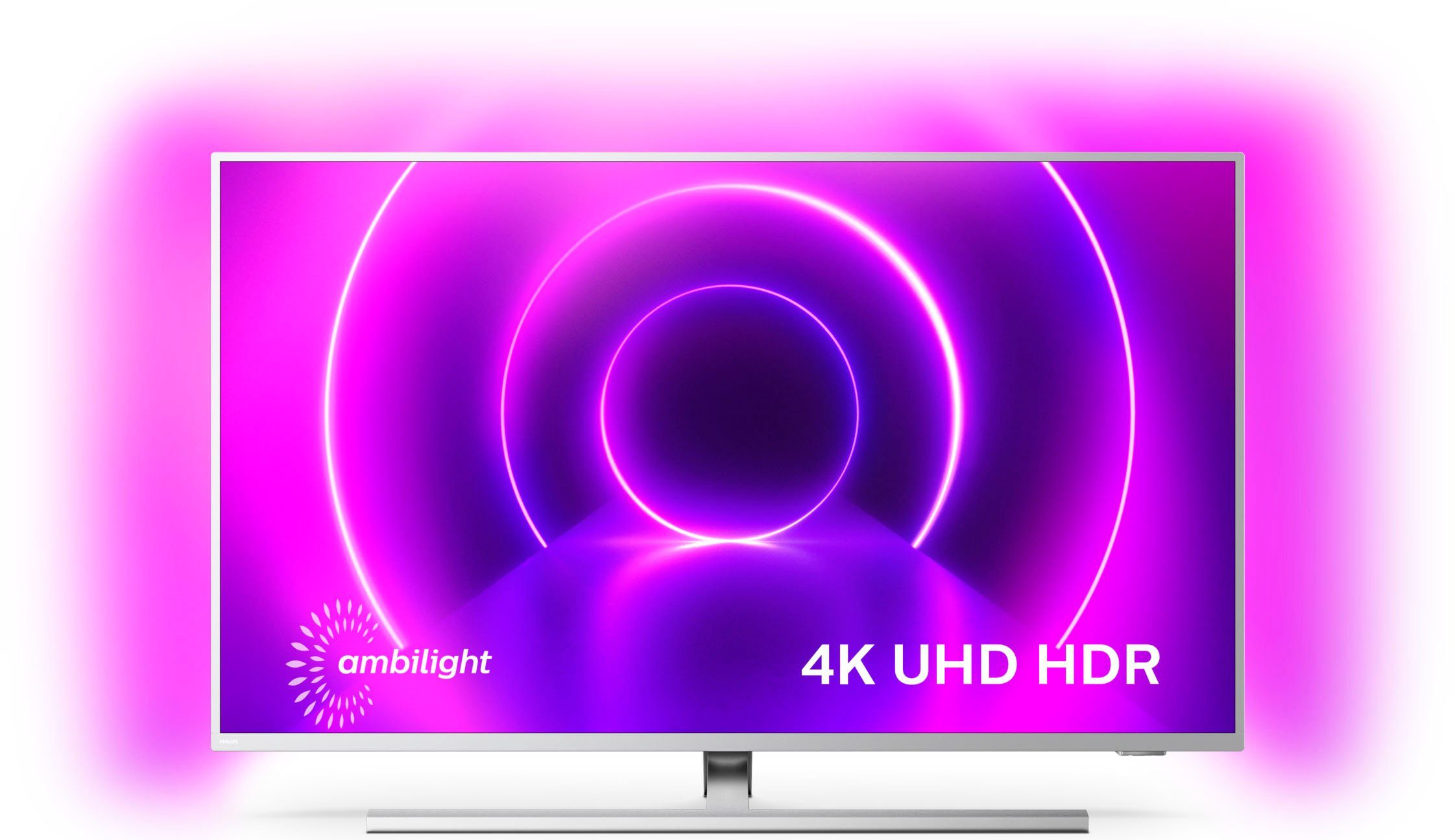 58 Zoll Philips 58PUS8505 LED-Fernseher mit 4K Ultra HD Auflösung und Android-TV