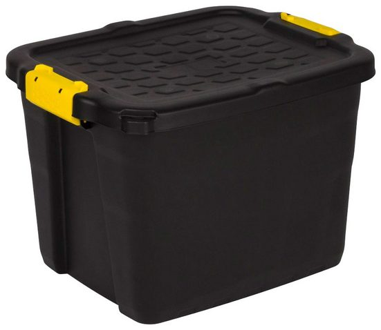 Kreher Aufbewahrungsbox »TOUGH«, 42 l