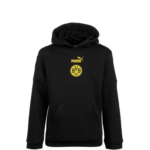 PUMA Kapuzenpullover »Borussia Dortmund Ftblculture«