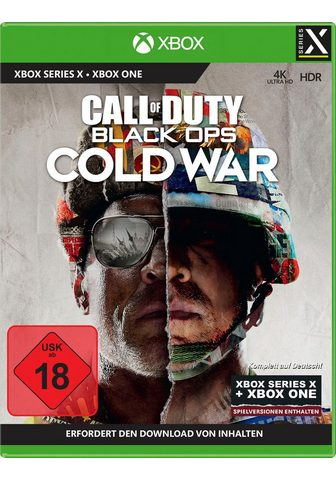 Activision Call of Duty Black Ops Cold War Xbox S...