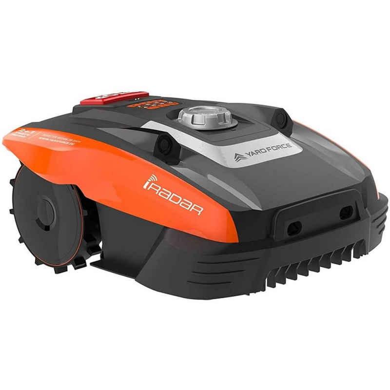 Yardforce Rasenmähroboter »20V Roboter-Rasenmäher, Compact 400Ri«