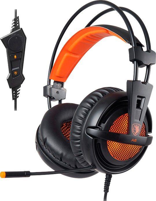 Sades A6 Gaming-Headset