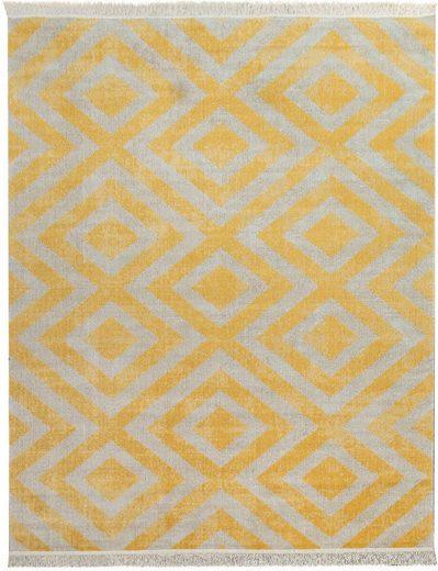 Teppich »Pocova«, andas, rechteckig, Höhe 7 mm, In- und Outdoor geeignet, Wohnzimmer