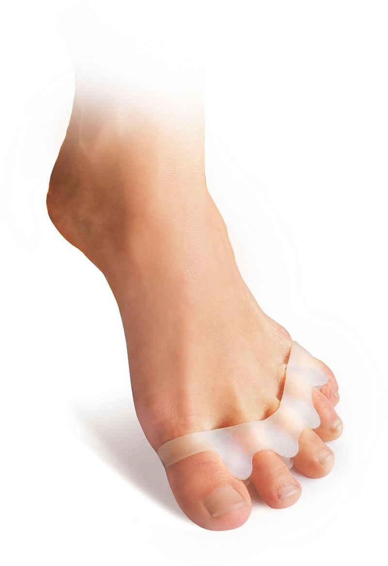 Fußgut Zehenkorrektor »Zehen-Distanz-Schiene«, Set 2-tlg., 1 Paar