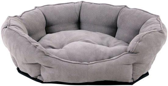 SILVIO design Tierbett »George L«, BxLxH: 53x63x20 cm, hellgrau