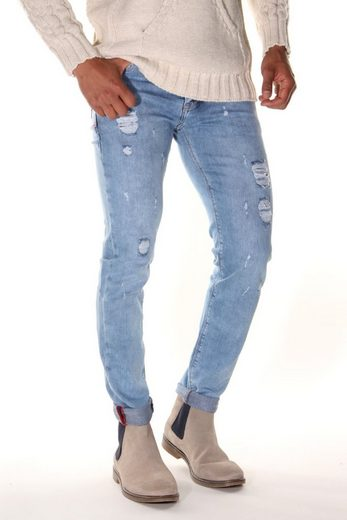 Bright Jeans Stretch-Jeans
