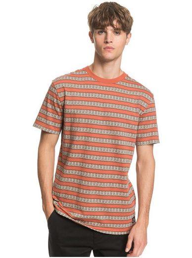 Quiksilver T-Shirt »Jacquard Destin«