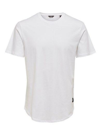 ONLY & SONS T-Shirt »MATT« (1-tlg) aus 100% Baumwolle