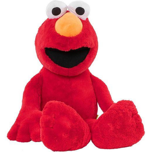 ELMO Plüschfigur rot, 100 cm