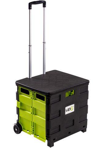 UPP Transporttrolley »Shopping Cart« 65 l ...