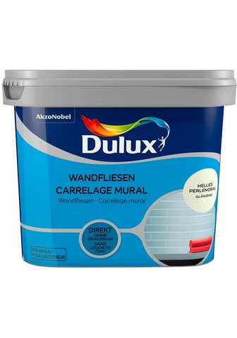 Dulux Fliesenlack »Fresh Up« perlgrau 075 l