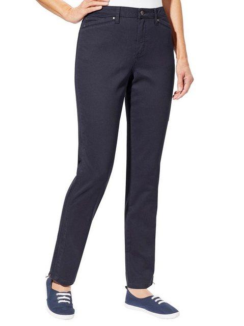 Hosen - Casual Looks 5 Pocket Hose › blau  - Onlineshop OTTO