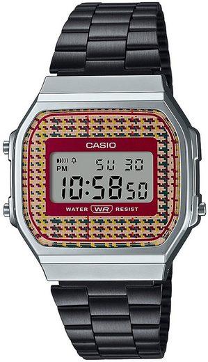 CASIO VINTAGE Chronograph »A168WEFB-5AEF«