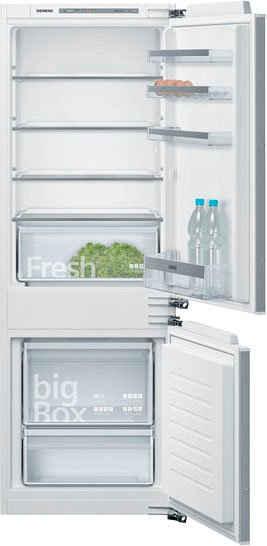 SIEMENS Einbaukühlgefrierkombination iQ300 KI77VVFF0, 157,8 cm hoch, 54,1 cm breit
