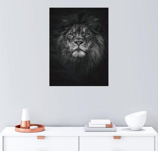 Posterlounge Wandbild, Majestätisch