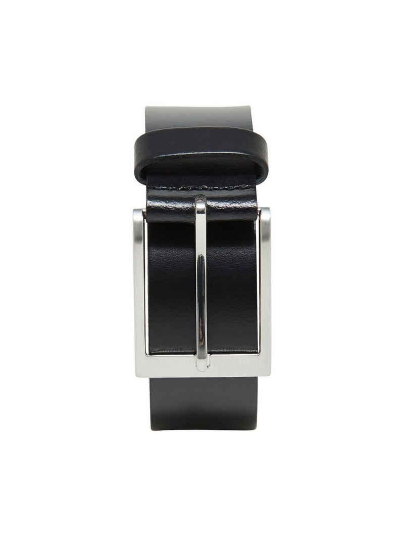 Esprit Ledergürtel »Basic Gürtel aus Glattleder«