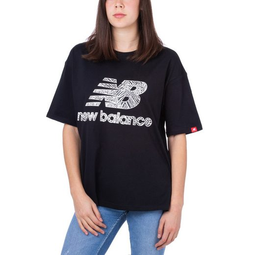 New Balance T-Shirt »New Balance Athletics Animal Print Tee«