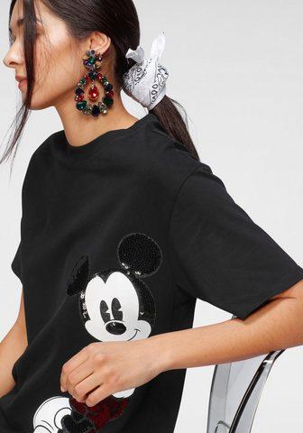 s.Oliver Marškinėliai su coolem Mickey Mouse Pa...