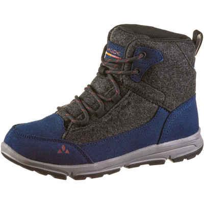 VAUDE »KIRUNA MID STX« Ankleboots Fair Wear Foundation,Green Shape,Recyclingmaterial