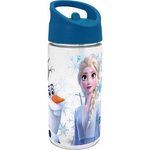 Disney Frozen Trinkflasche »Trinkflasche Eiskönigin 2 - Elsa & Olaf, 450ml«