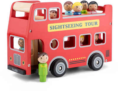 New Classic Toys® Spielzeug-Bus »Little Driver - Sightseeing-Bus«, inkl. Figuren