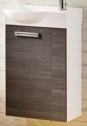 FACKELMANN Waschbeckenunterschrank »Lugano« Breite 44 cm