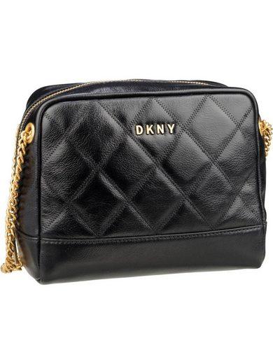 DKNY Umhängetasche »Sofia Diamond Stitch Double Chain Shoulder«, Umhängetaschen Querformat