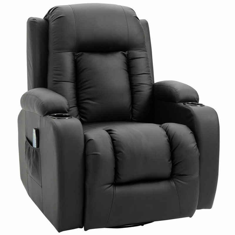 HOMCOM Massagesessel »TV Sessel mit Massage- und Wärmefunktion«
