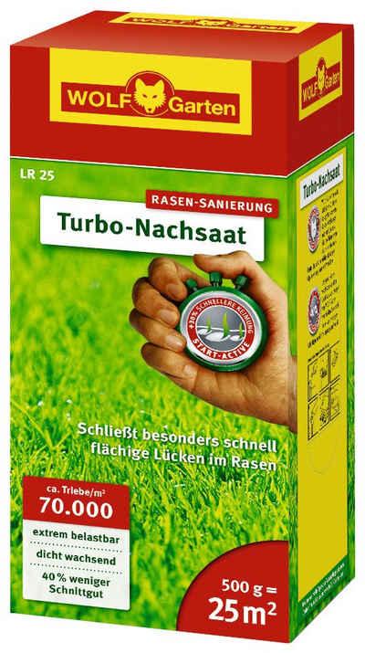 WOLF-Garten Rasensamen »Turbo«, 0,5 kg, in versch. Gebindegrößen