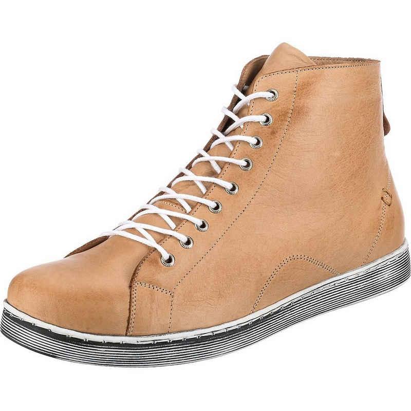 Andrea Conti »Sneakers High« Schnürstiefelette