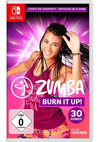 505 GAMES Zumba: Burn it up! Nintendo Switch