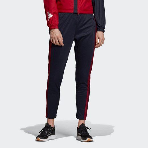 adidas Performance Sporthose »ID 3-Streifen Snap Hose«