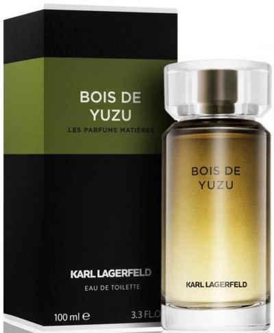 LAGERFELD Eau de Toilette »Karl Lagerfeld Bois de Yuzu Eau de Toilette 100ml Spray«