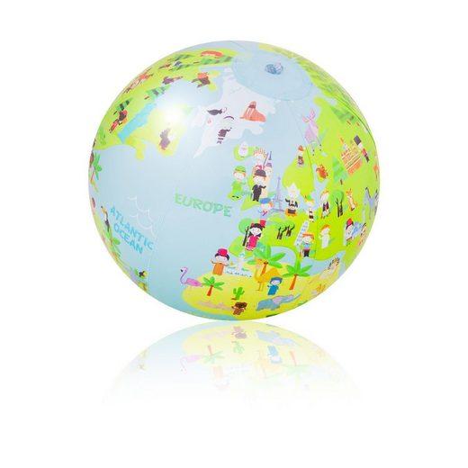 "PI-PE Badekappe »PI-PE Strandball Wasserball Weltkugel Globus ""Unse«"