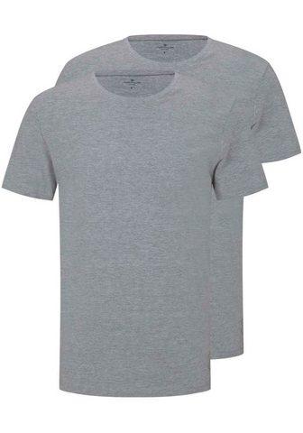 TOM TAILOR Marškinėliai (Packung 2er-Pack) perfek...