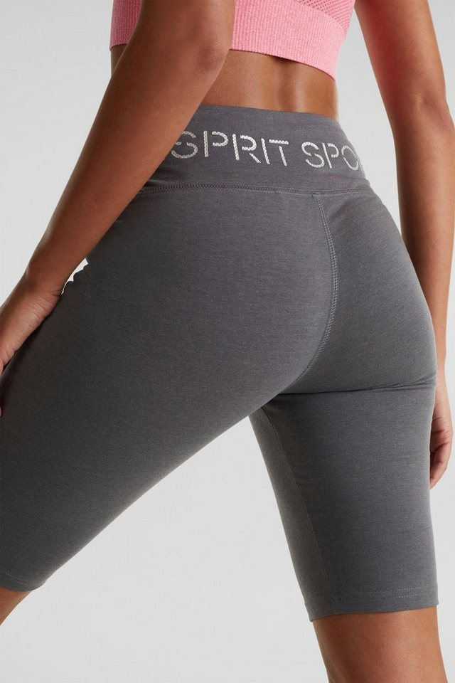 esprit sports -  Leggings mit Logo-Print hinten