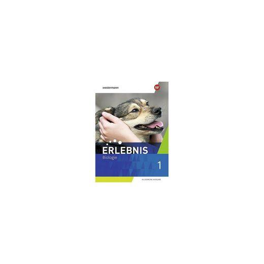 Westermann Verlag Erlebnis Biologie, Allgemeine Ausgabe 2019: Schülerband