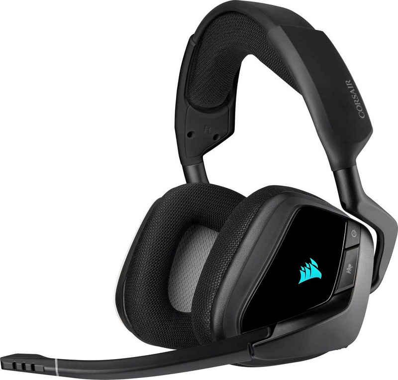 Corsair »Void ELITE Wireless Carbon« Gaming-Headset (WLAN (WiFi)