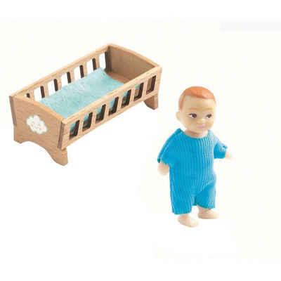 DJECO Puppenhausmöbel »Puppenhaus - Baby Sasha«